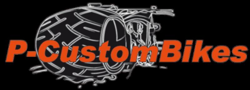 Harley Davidson Umbauten | P-CustomBikes Logo